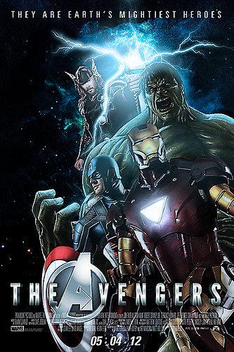 The Avengers! Yay!