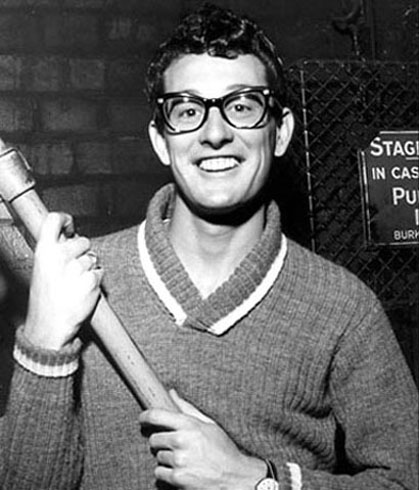 Buddy Holly Buddy By Request