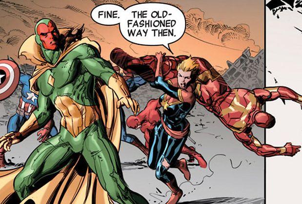 Before Robert Downey Jr., Iron Man's best use was as a baseball bat.